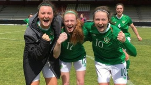 Ireland have secured back-to-back wins