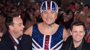 Ant and Dec reunite on Britain's Got Talent
