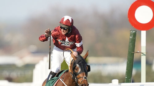 Tiger Roll looks set for a trip to Navan