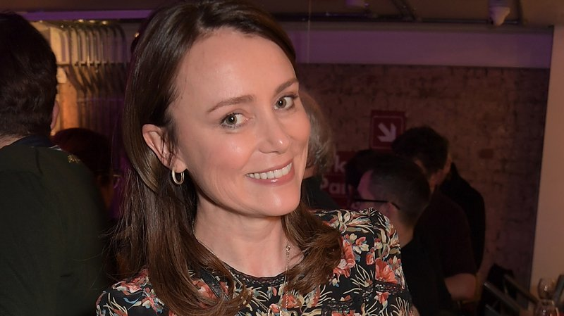 Keeley Hawes reduced to tears by It's A Sin