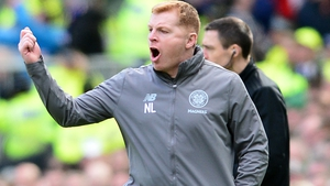 "Neil Lennon: ""I don't know about extra pressure but there is a lot of talk about that [treble treble] and it is not going to go away."""