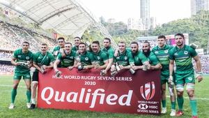 Ireland tasted victory in Hong Kong