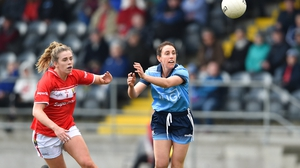 Cork ran out five-point winners over Dublin
