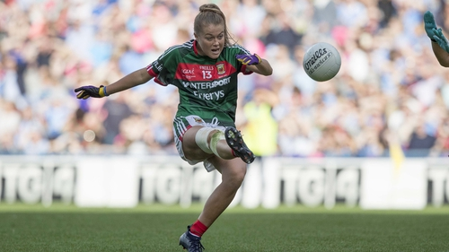 Sarah Rowe's late, late goal earned Mayo an unlikely draw