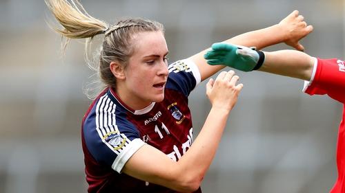 Leanne Slevin scored 2-04