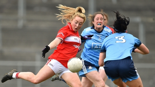 Victory means Cork finished the group stages in second place overall