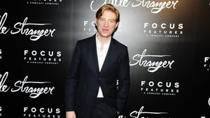 Domhnall Gleeson was spotted filming in Richmond