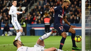 Eric Choupo-Moting saved a certain goal for his own team