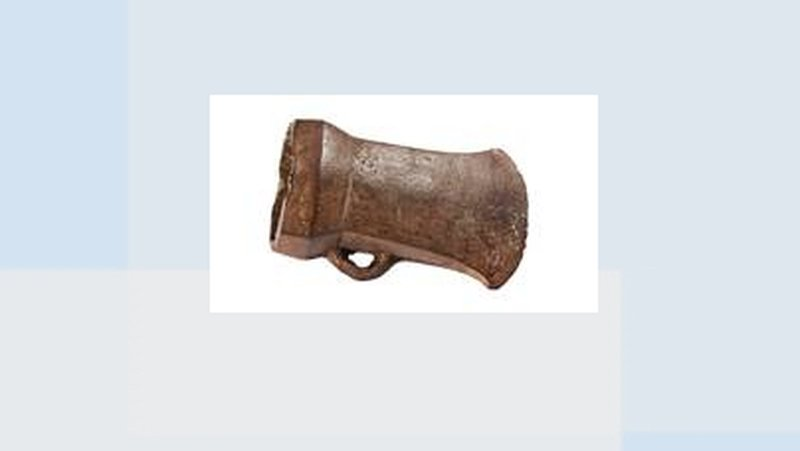 NMI recovers Bronze Age axe illegally detected in Adare