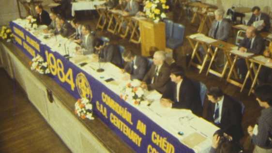 GAA Centenary Congress (1984)