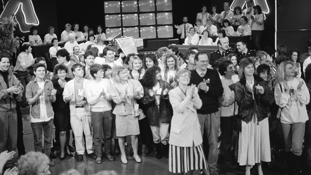 Telethon Production Crew (1989)
