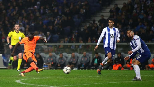 Sadio Mane was among the goals in the 5-0 drubbing of Porto last year