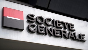 Societe Generale is France's third-largest bank