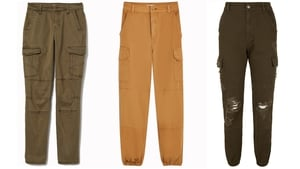Cargo pants are back and cuter than ever