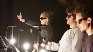Retro Disco Trio perform at this year's Music Current event