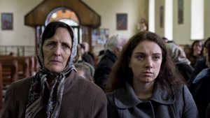 Fiona Shaw and Fionnuala Flaherty in Out of Innocence