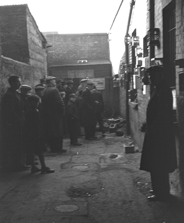 Dublin Bird Market, Nevill Johnson Collection (1952/53)