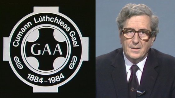 Taoiseach Garret FitzGerald on the GAA Centenary (1984)