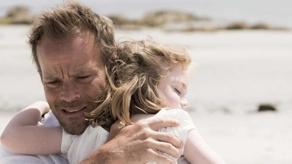 Stephen Dorff stars in David Gleeson's film Don't Go