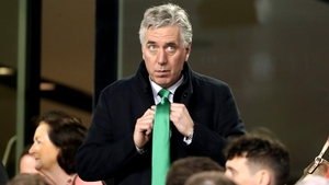 Close associates of John Delaney said they received text messages, in which former FAI CEO outlined his plans to leave