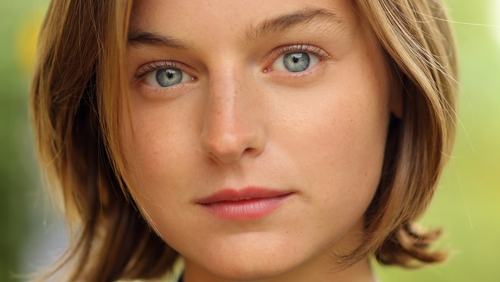 Emma Corrin, photo by Faye Thomas