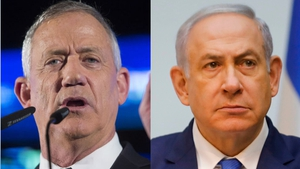 Both Benny Gantz and Benjamin Netanyahu claimed victory after the exit polls