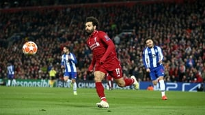 Mohamed Salah has a rare off night for Liverpool