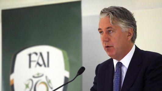John Delaney resigns from the FAI