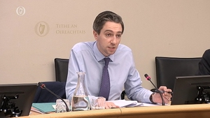 Simon Harris accused Stephen Donnelly of making 'false political charges'