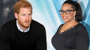 """The Duke of Sussex and Oprah Winfrey - """"Our hope is that this series will be positive, enlightening and inclusive"""""""