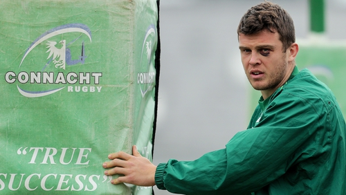 Tom Farrell is hoping to secure Champions Cup qualification