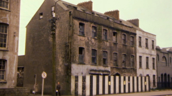 Derelict Buildings in Cork
