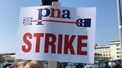 Psychiatric Nurses Association meets to decide whether or not to escalate strike campaign