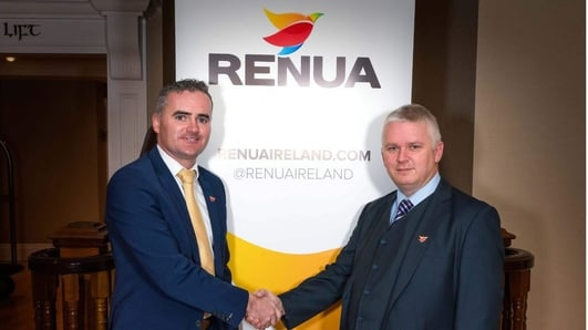 Renua Ireland and Leahy Resignation