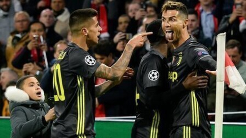 UEFA Champions League match report Ajax Amsterdam v Juventus 10 April 2019