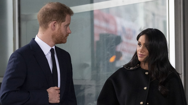 'Controlling' Meghan Markle, Prince Harry conducting royal birth 'in virtual secrecy'