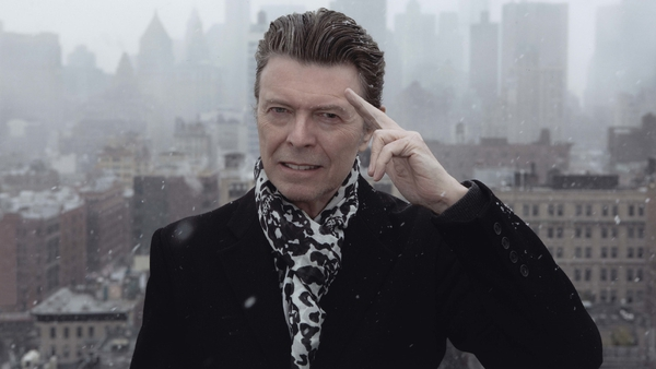 """David Bowie's """"Blackstar"""": """"the sound of a man working through and drawing upon terminal illness and the knowledge of his own impending death"""""""