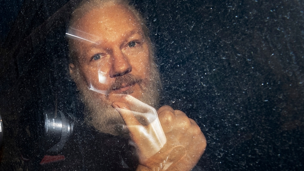 Doctors tell United Kingdom authorities Julian Assange 'could die' in jail