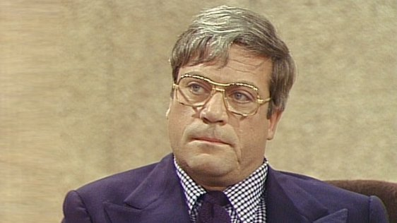 Oliver Reed on the Late Late Show (1979)