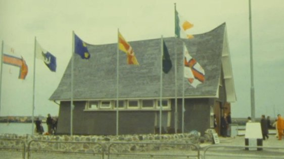 Howth lifeboat house (1984)