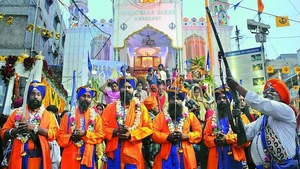 Sikhs and the City
