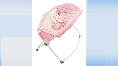 Nearly five million baby sleepers have been recalled