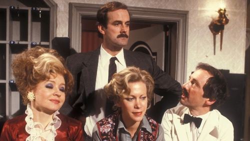 Fawlty Towers episode to be reinstated on UKTV