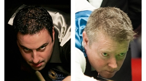 Michael Judge and Gerard Greene will be looking to move a step closer to the Crucible by tonight
