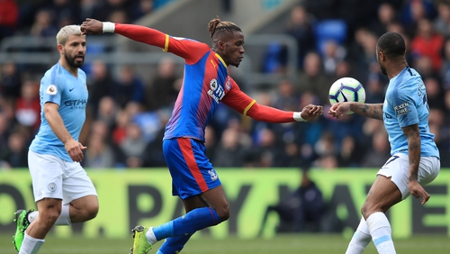 Wilfried Zaha is in demand this summer