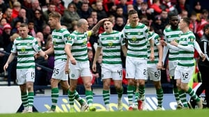 James Forrest's goal set the Hoops on their way at Hampden Park