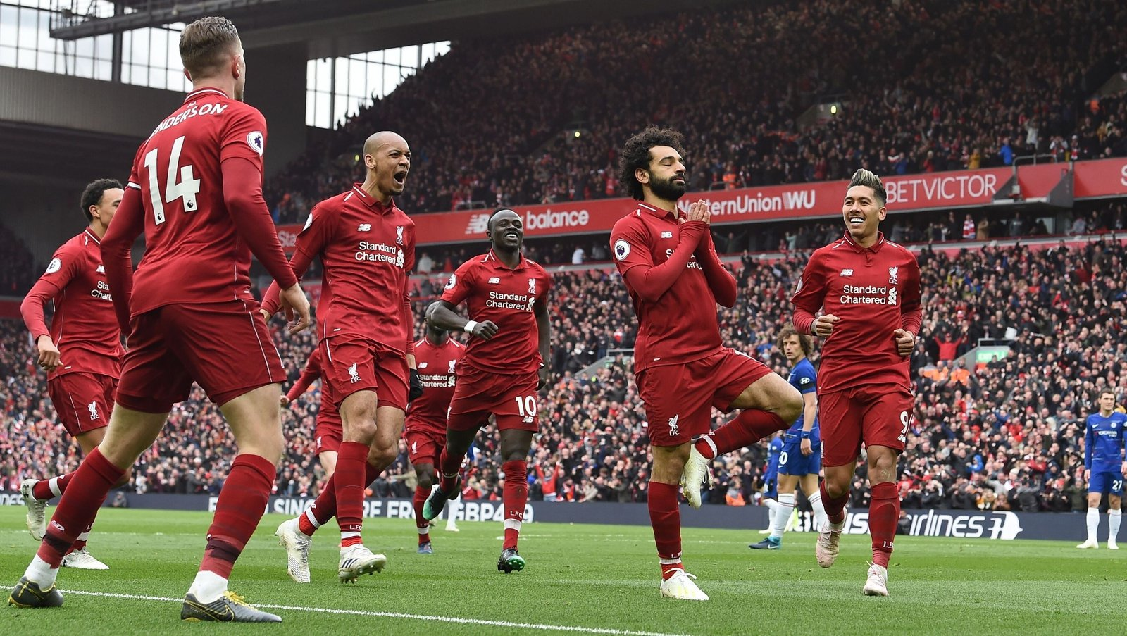 Image result for liverpool 2-0 chelsea
