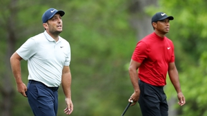 Francesco Molinari took a two-shot lead into the final round but had to settle for a share of fifth place