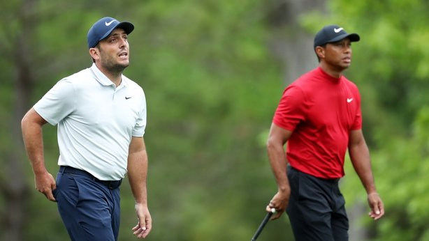 Tiger Woods snubbed by Brooks Koepka over British Open help