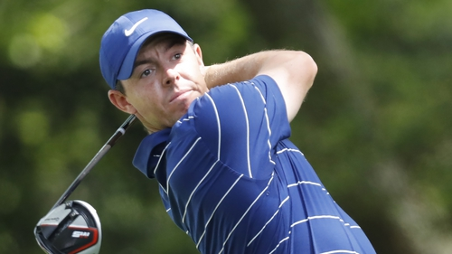 """""""My game is still there"""", Rory McIlroy insisted after a frustrating week at Augusta"""